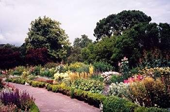 The Botanical Garden in Glasnevin, Dublin's north..place is stunning and lots of tulips!!