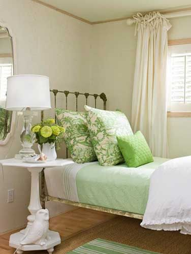 nice mint green color scheme for bedroom home interior ideas rh pinterest com