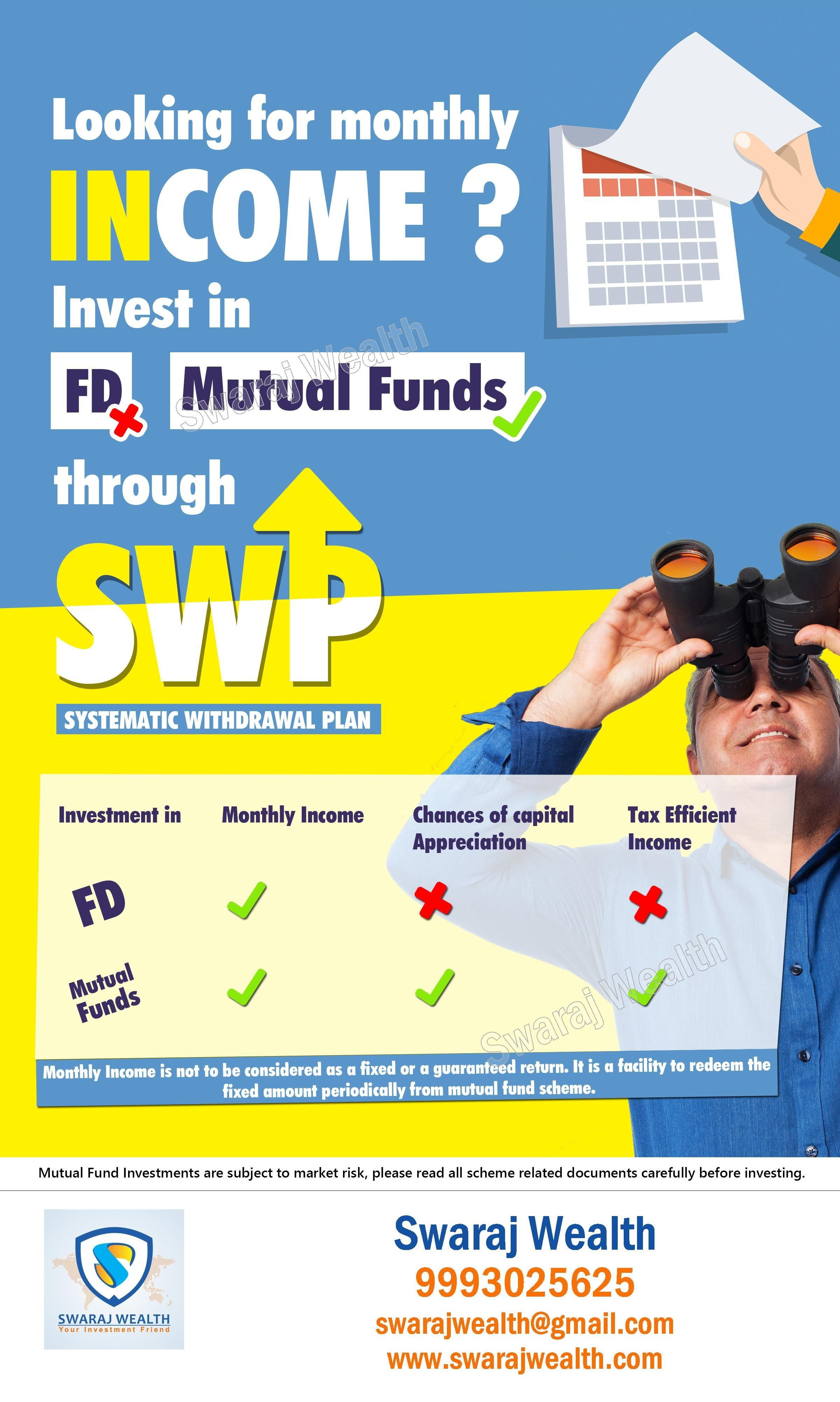 Pin by Swaraj Wealth Management Pvt Ltd  on Mutual Funds