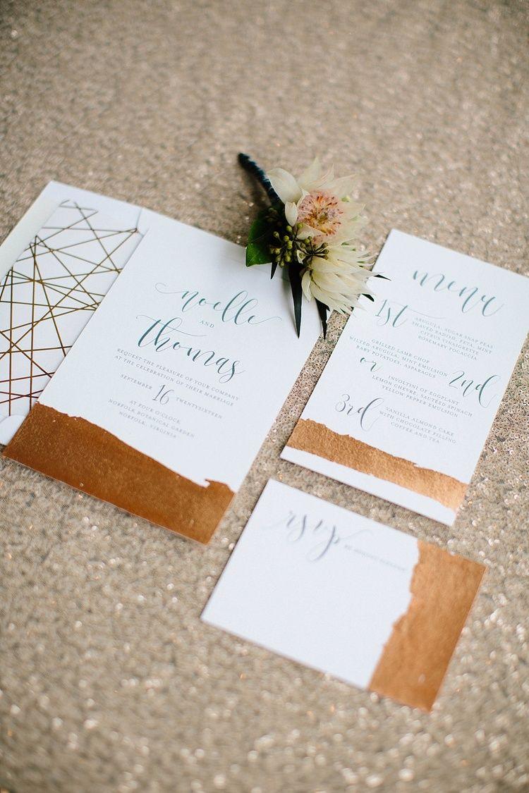 unique wedding announcement ideas%0A Sponsored Post    David u    s Bridal  u     Real Beauty for Real Brides  Foil Wedding  InvitationsUnique