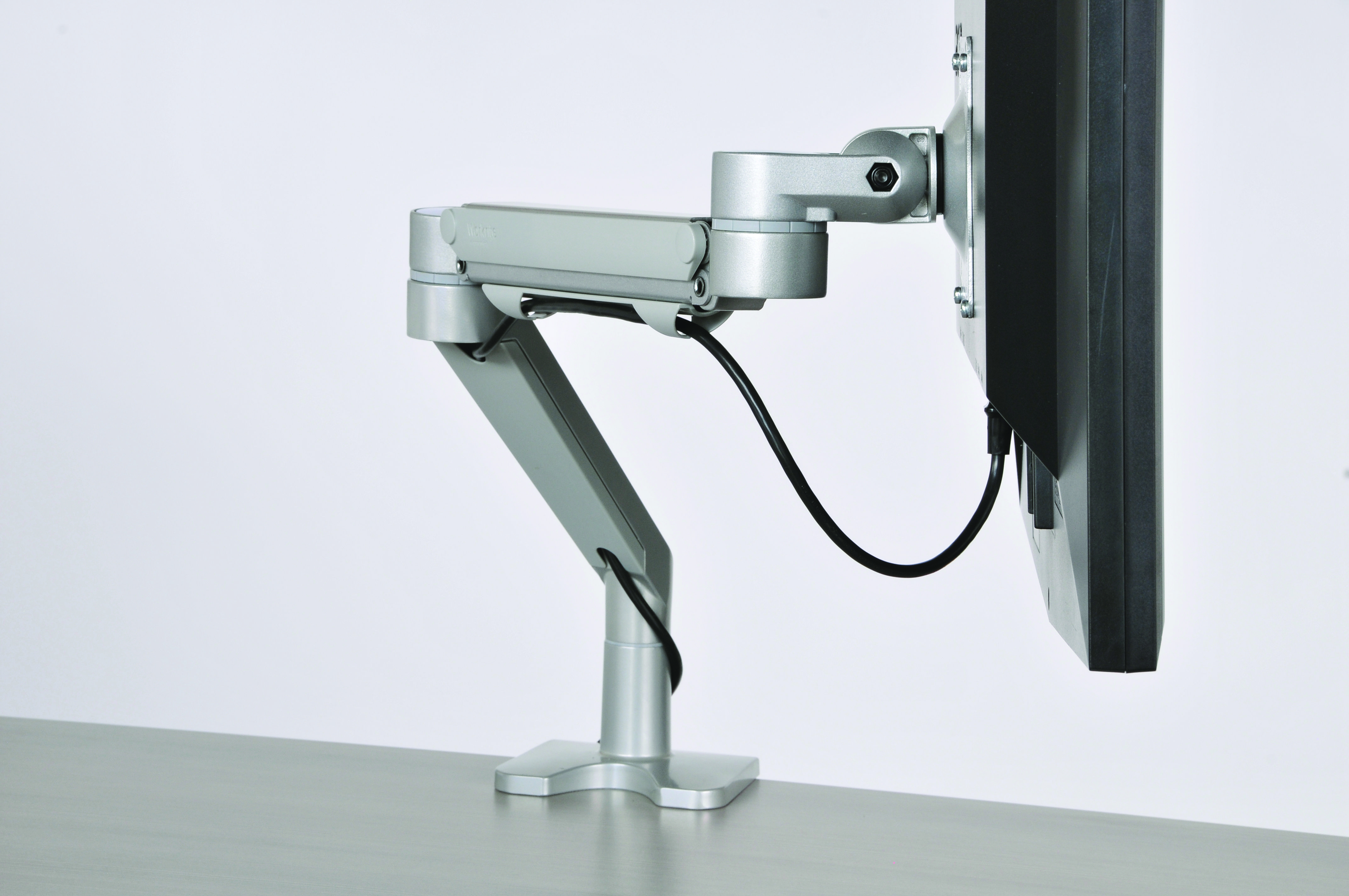 willow single monitor arm adjustable monitor arm monitor arms rh pinterest es