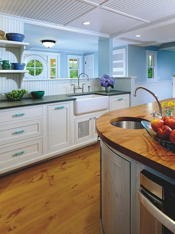 williamson eco friendly kitchen love the wood counter top and the rh ar pinterest com