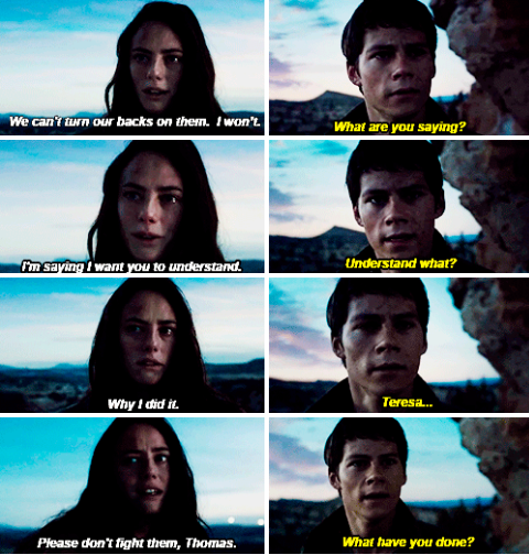 I Hate This Part! This Is When I Started To Hate Teresa
