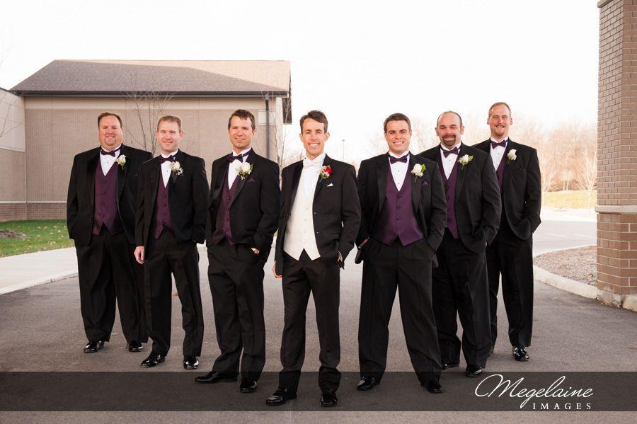 Katie & Jeff | College Park Wedding & Park Tudor Reception | Megelaine Images | Indianapolis Wedding Photographer