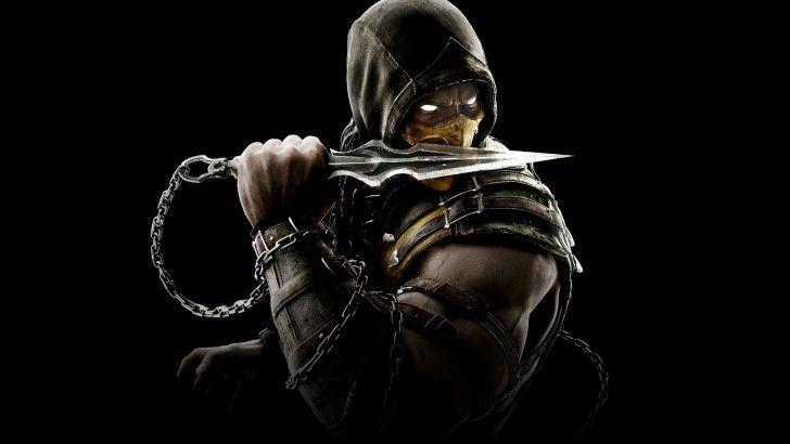 Pin On Scorpion Mortal Kombat
