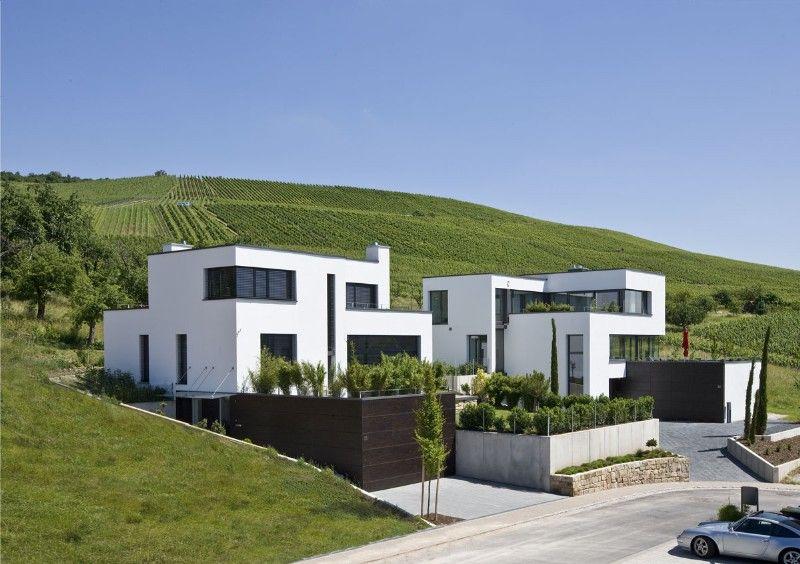 Häuser TJD: FUCHS, WACKER. architekten bda