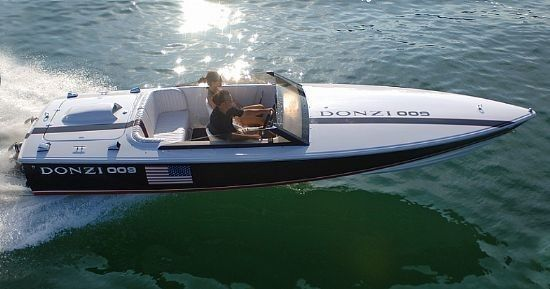 Donzi 22 Classic 009 Limited Edition   Boats   Boat