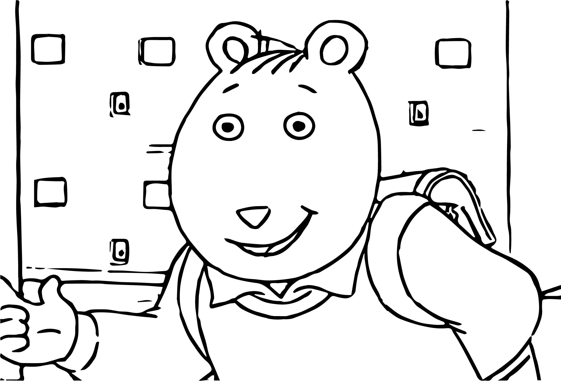 nice Arthur Friend Coloring Pages | wecoloringpage in 2018 | Pinterest