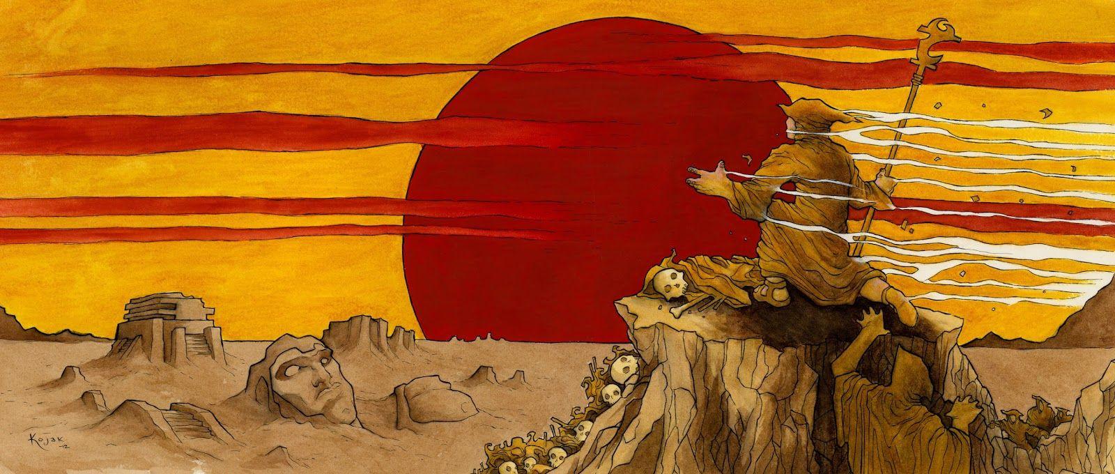Egypt, The Sun Stoner rock, Egypt