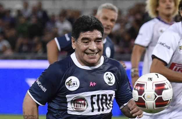 Il Maradona innamorato: un San Valentino da 200mila dollari!