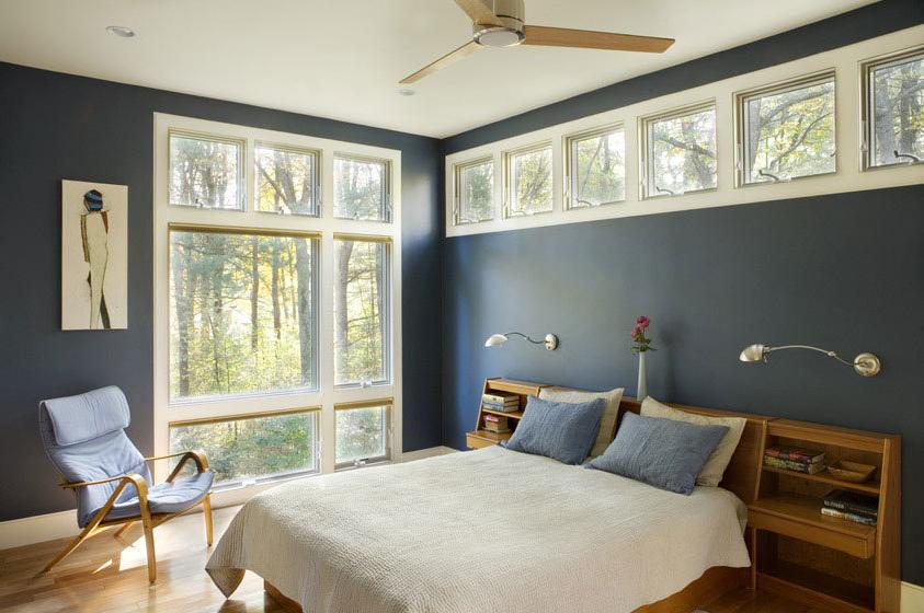 chambre fenetre an hauteur longue et fine idees pinterest maison nouvelles maisons et deco. Black Bedroom Furniture Sets. Home Design Ideas