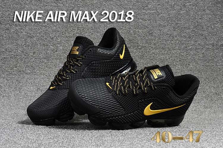 on sale 31ff2 4cc02 Nike 2018 KPU +5 Nike Air Vapor MAX 2018 +5 KPU Men Black ...