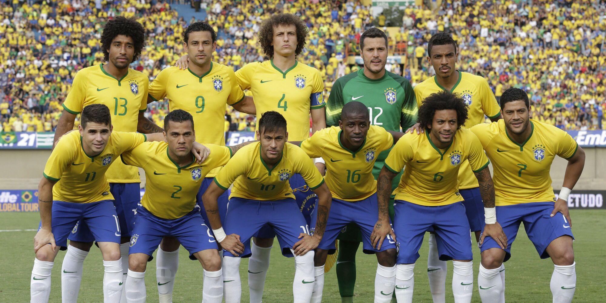 Brazil National Team Brazil Football Team Brazil Team Neymar Football