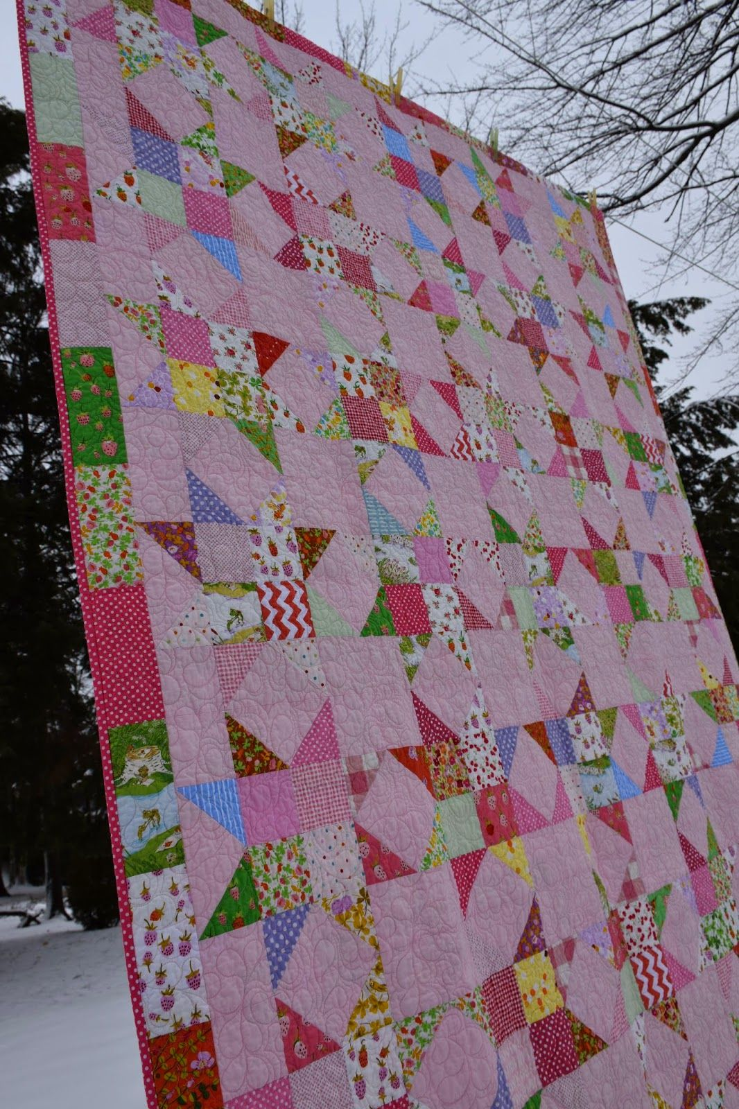 Maryse Makes Things: Quilts 2014