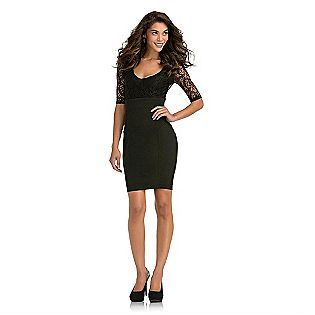 8aedbf7df57 Kardashian Kollection Lace Party Dress from Sears  48.99