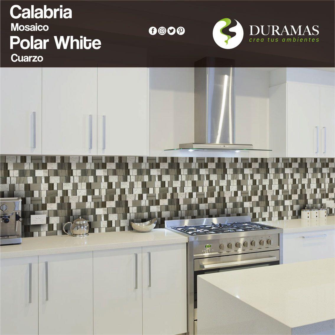 Mosaicos decorativos, ideales para el backsplash de la cocina ...