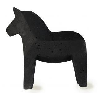 Scandinavian Home Shop. Concrete Dala Horse