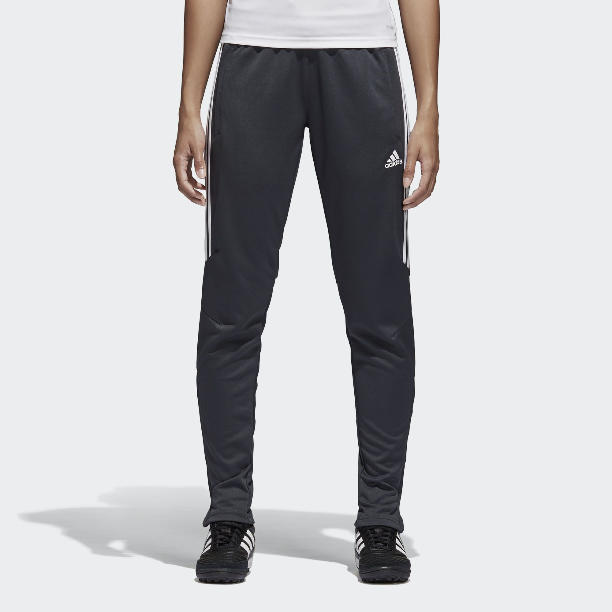 ff5ceb13983a These women s soccer training pants help you warm up without overheating.  Featuring ventilated climacool® and mesh inserts for maximum breathability