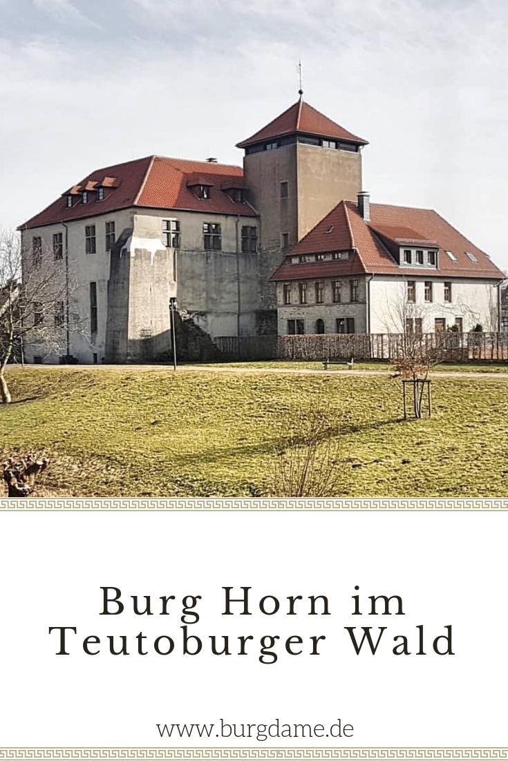 Burg Horn Sehenswurdigkeiten Im Teutoburger Wald Teutoburger Wald Ausflug Urlaub In Deutschland