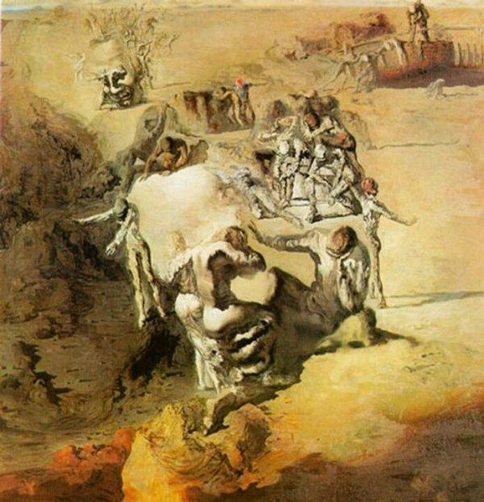 Pin de Carmen Talbo Lopez en SALVADOR DALÍ! IS UNIQUE! | Pinterest ...