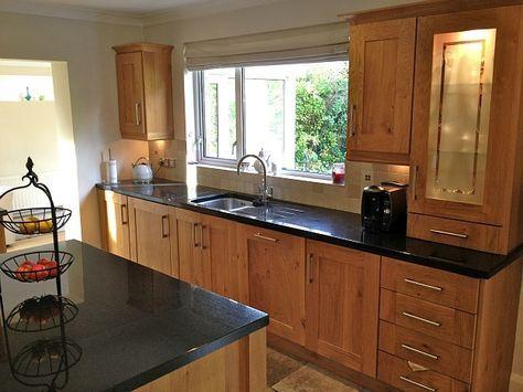 10 kitchens that aren t white kitchen kitchen cabinets brown rh pinterest com