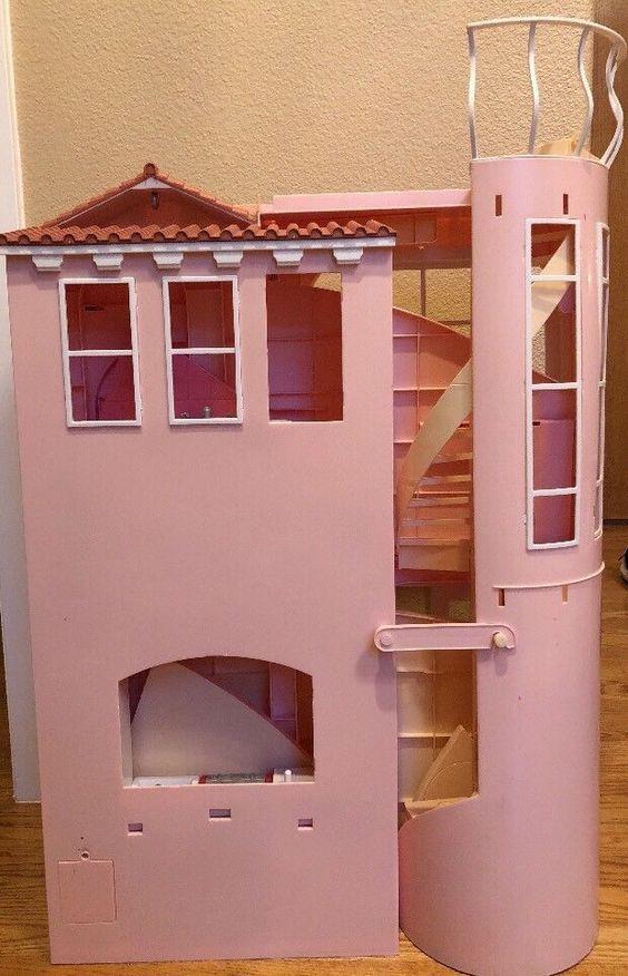 Best 2006 Barbie 3 Story Dream House Number Semi Circle 400 x 300