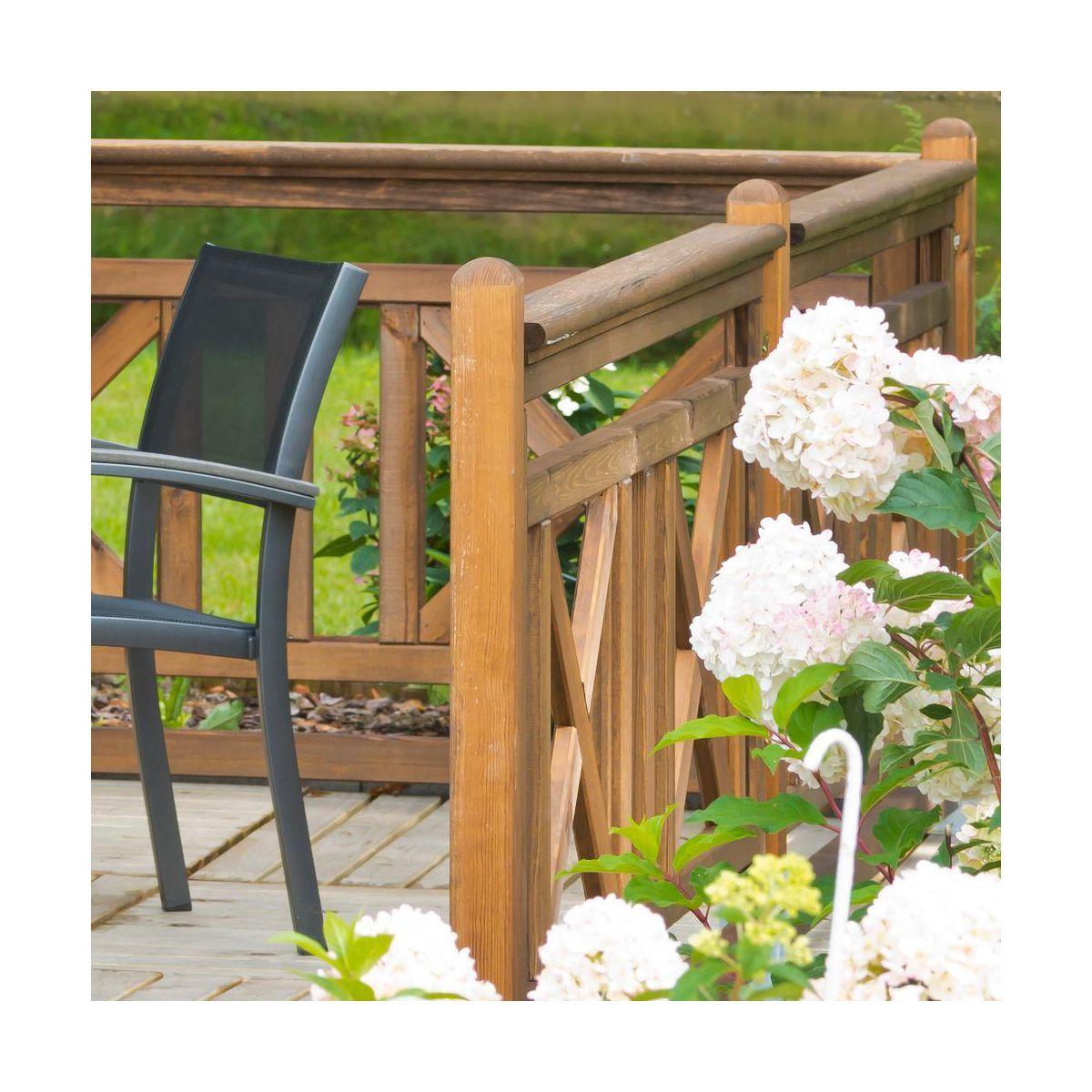 Plot Tarasowy Z Porecza Ken Sobex W Atrakcyjnej Cenie W Sklepach Leroy Merlin Outdoor Furniture Sets Outdoor Chairs Outdoor Furniture