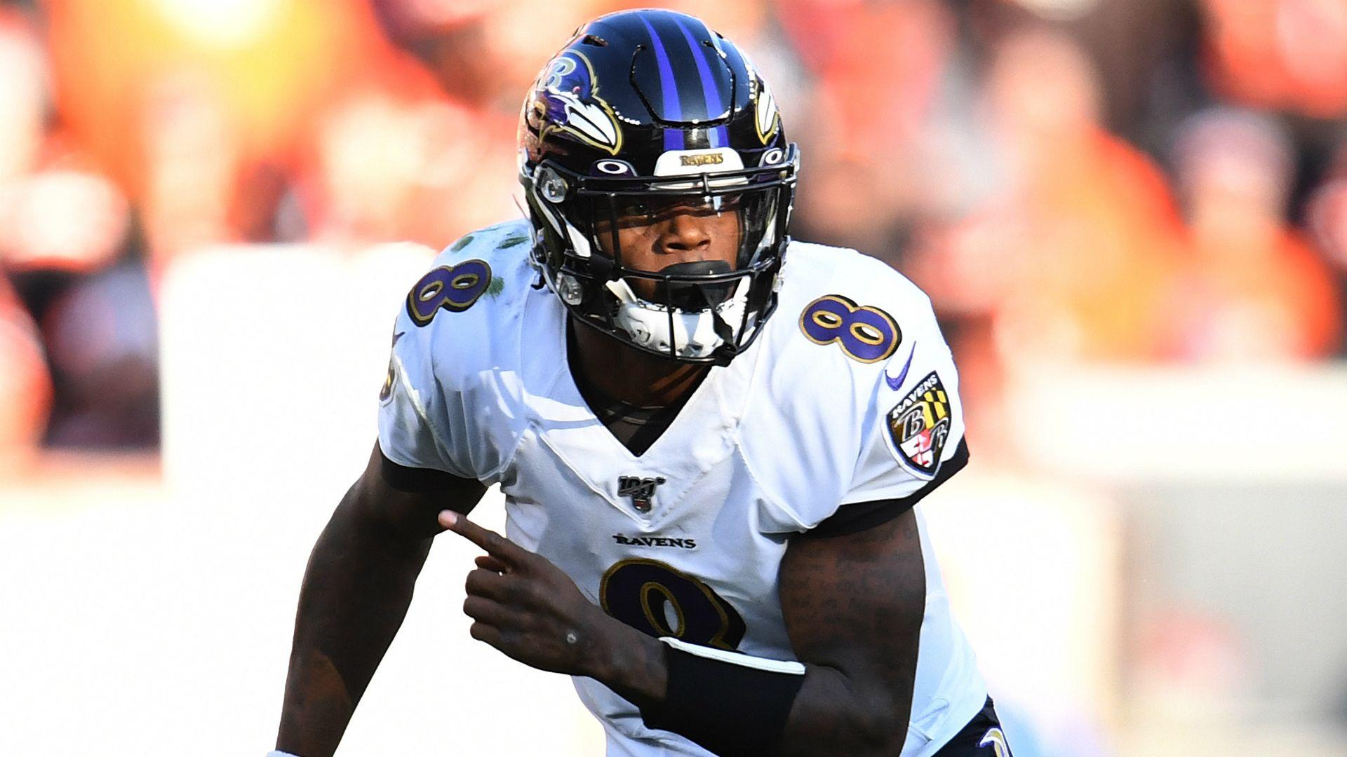 Ravens will rest Lamar Jackson, Mark Ingram against