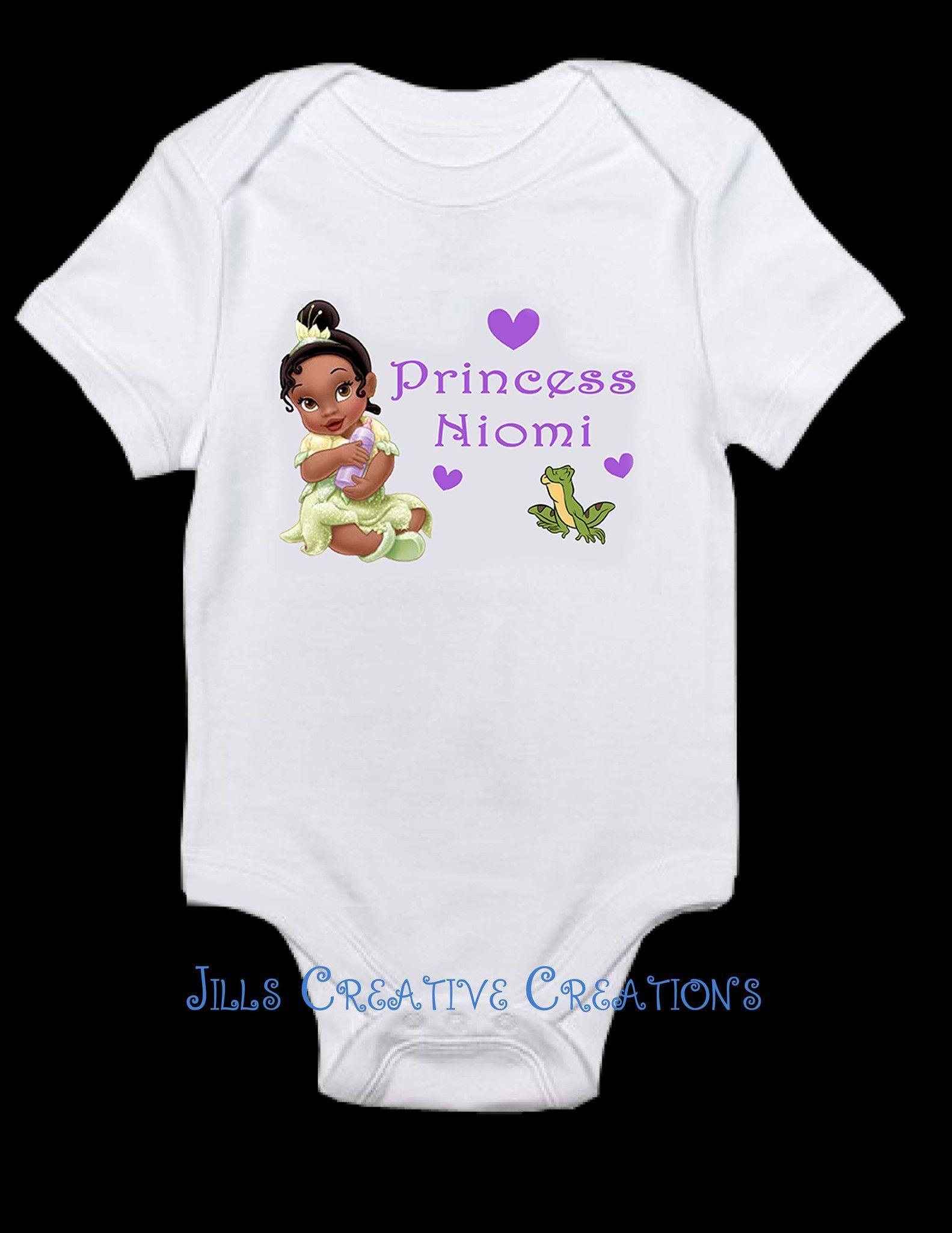Princess Tiana Bodysuit