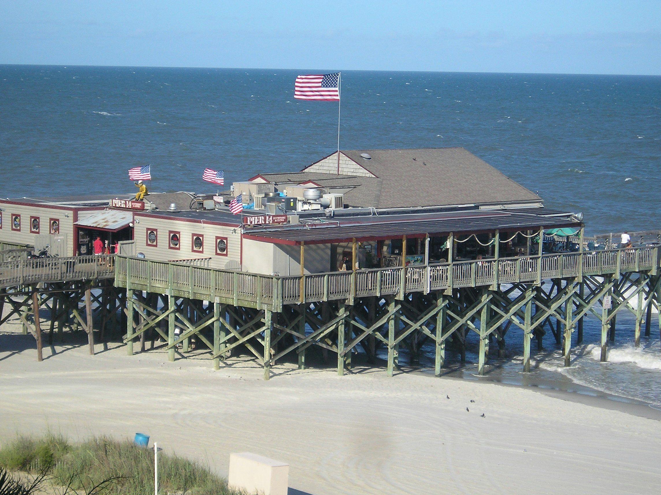 pier 14 myrtle beach sc myrtle beach myrtle beach south rh pinterest com