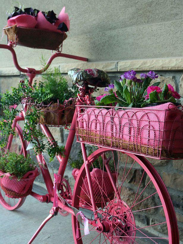 8 Clever Outdoor Upcycles U003eu003e Http://blog.diynetwork.com/