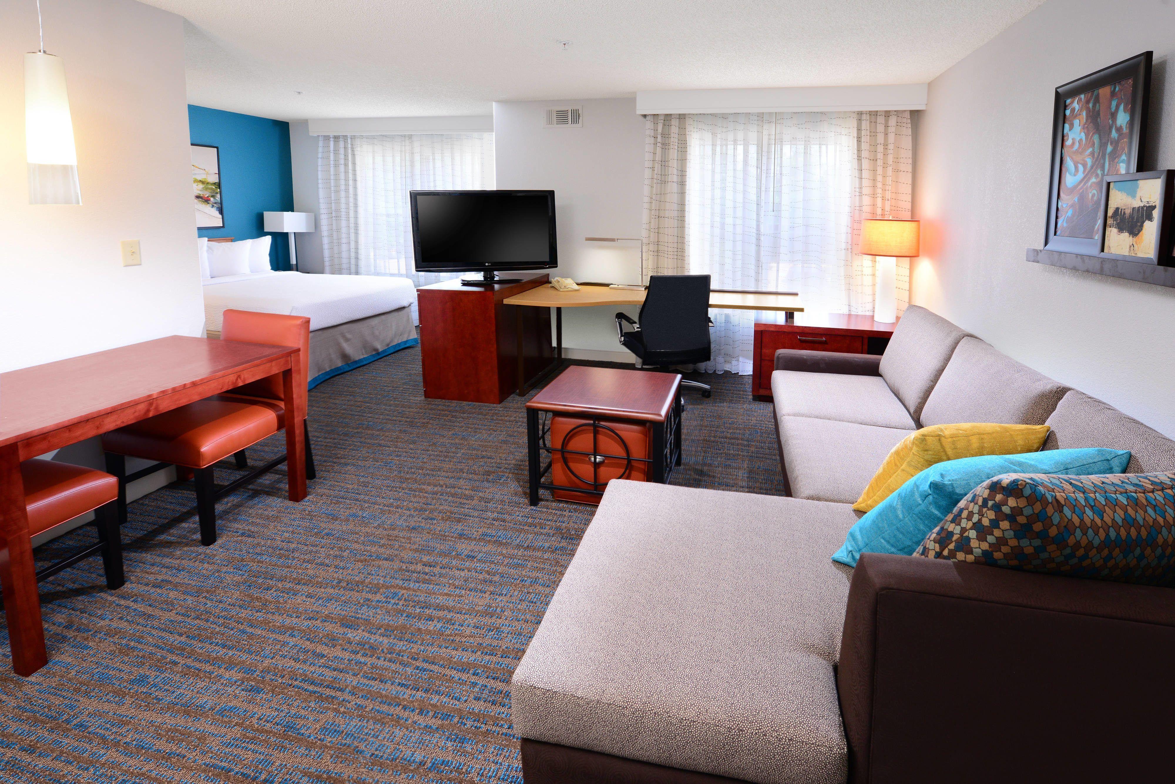 Residence Inn Dallas Plano/Legacy PURE Residences, Home