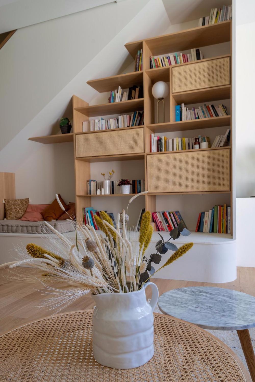 Renfoncement Alcove Niche Idees Amenagements Des Recoins Decoration Maison Maison Nantes Maison De Famille