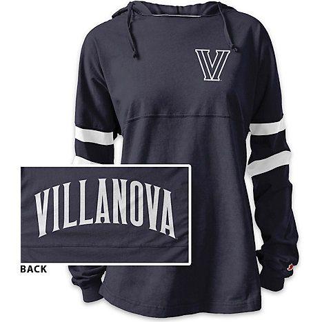 Product  Villanova University Women s Ra Ra Hooded Sweatshirt  20a2fe5fa7
