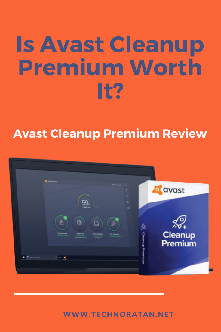 Is Avast Cleanup Premium Worth It?- Reviews, Features & Pricing |  Technology updates, Clean up, Premium