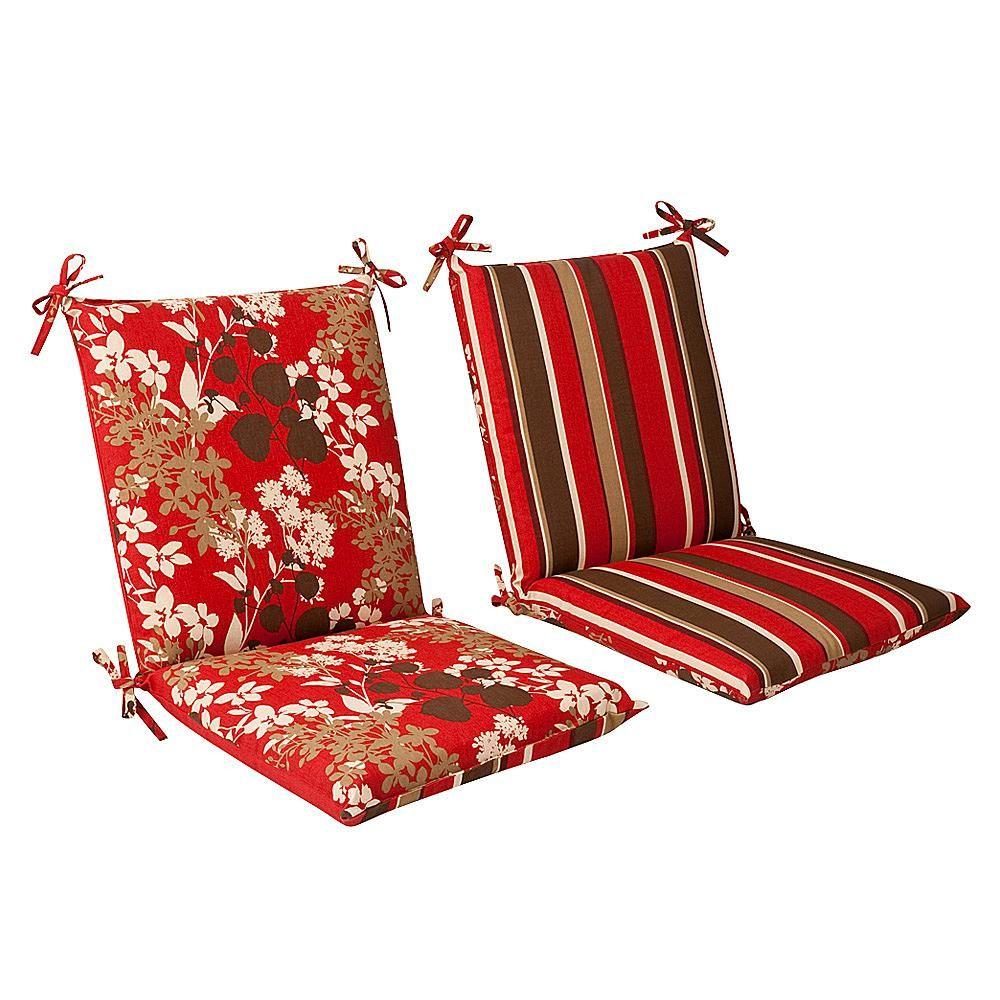 pillow perfect outdoor montifleuri monserrat reversible squared rh pinterest com