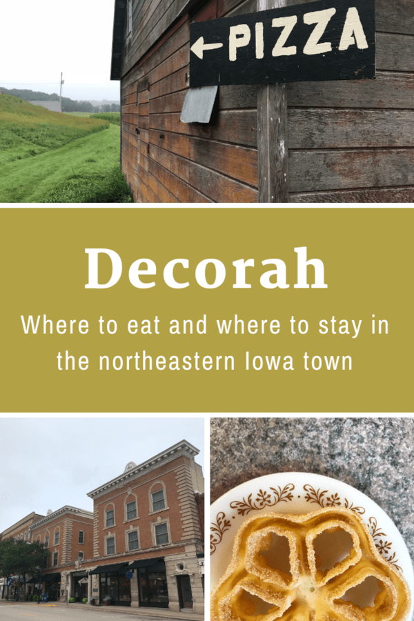 where to eat where to stay in decorah iowa travel inspo and rh pinterest com
