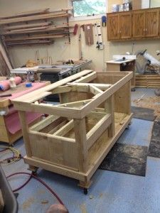 how to build a rolling cart for your grill green egg table big rh pinterest com