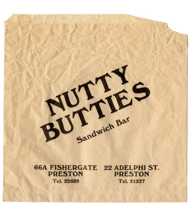 Nutty Butties