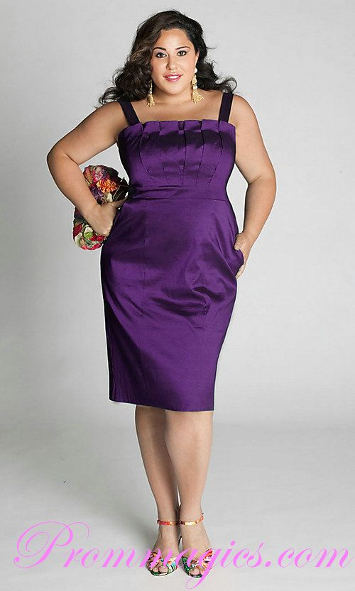 Purple ~ Plus Size Dress | dresses | Pinterest | Purple