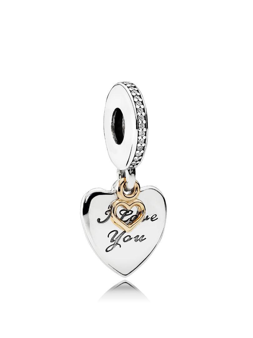 792042CZ Pandora bedel Love   Veerman Juwelen