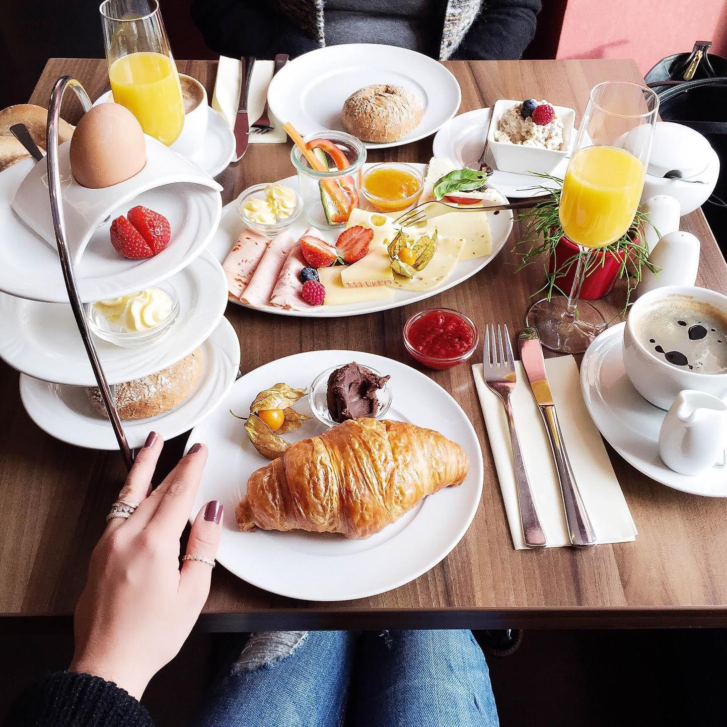 Breakfast Spot Favorite Heilbronn Kaetchenhof Food Pinterest