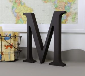 Large Wooden Letters Wall Decor | http://letskilltheothers.info ...