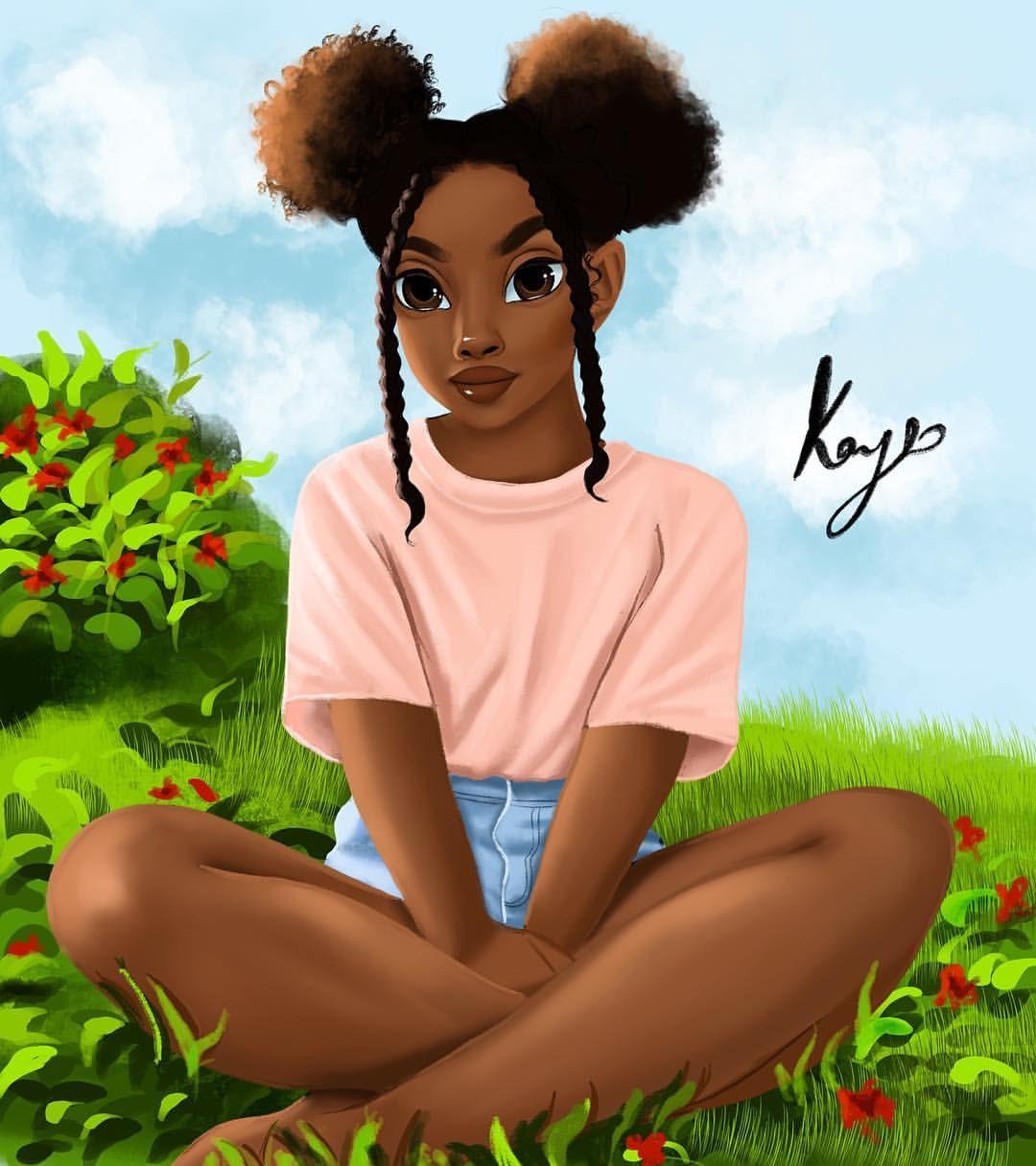 Black Love Art Black Girl Art Black Girl Magic Art
