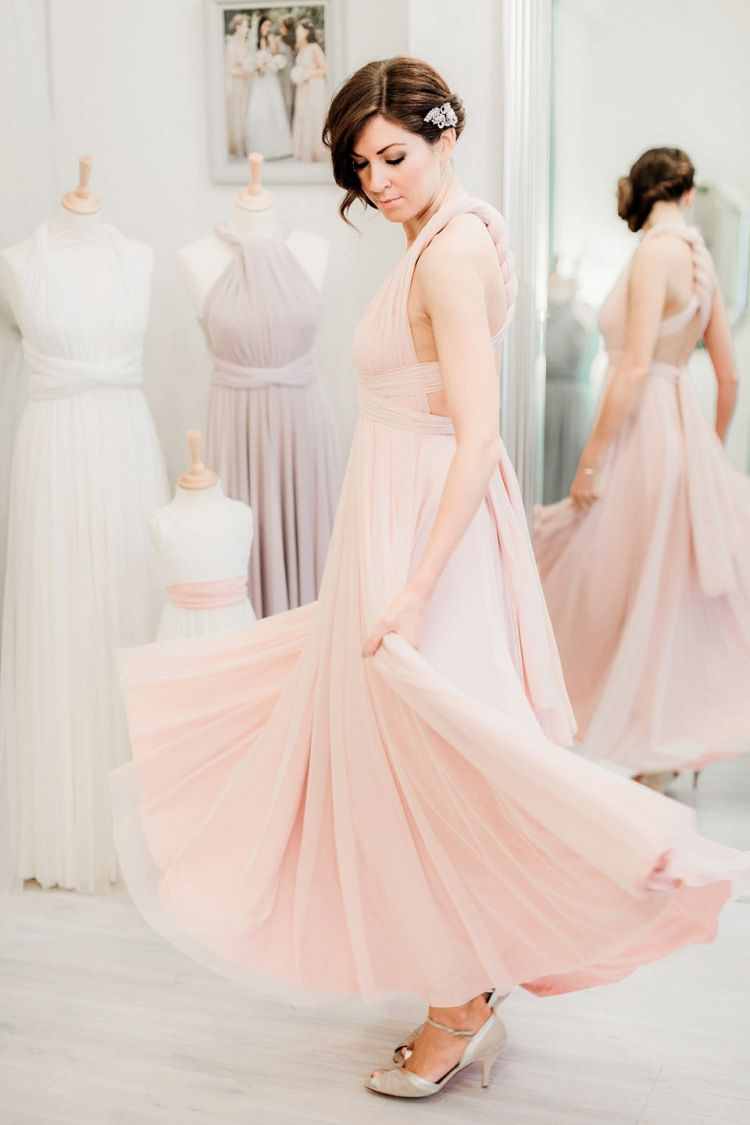 Twobirds Bridesmaids Launches New Tulle Collection for Spring 2015