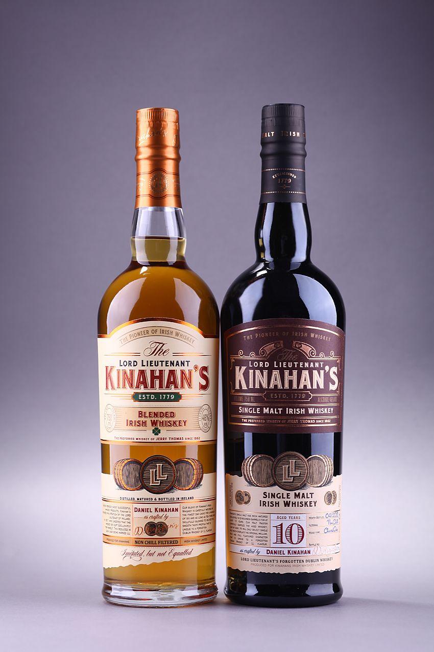 Irish Whiskey Rebranding Kinahan S Rebrending Viski On Behance