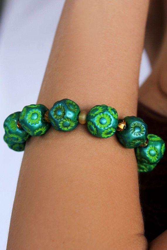 Neat bracelet!