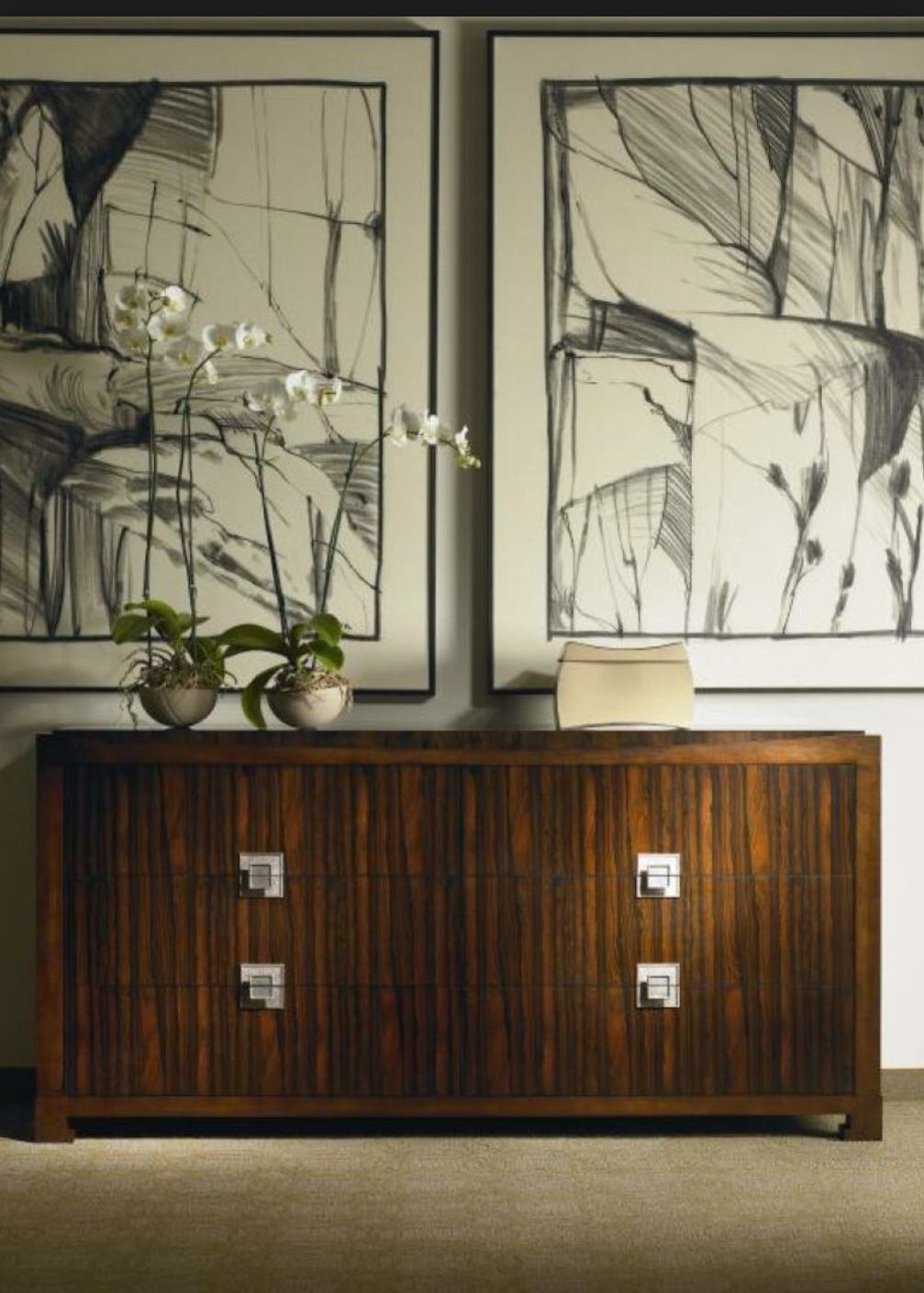 Century jilin dresser
