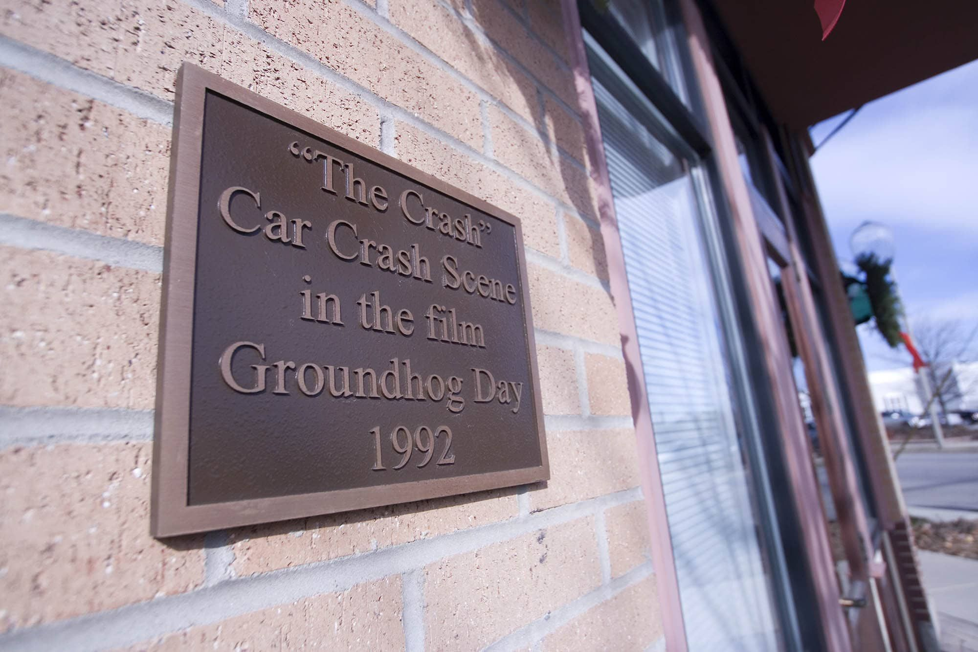 Happy Groundhog Day from Woodstock, Illinois! | Roadside Attractions