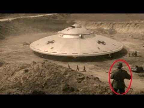 Nasa released images of US military caught UFO and aliens ...
